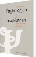 psykologien i psykiatrien - bog