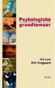 psykologiske grundtemaer - bog