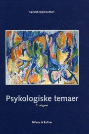 psykologiske temaer 2. udgave - bog
