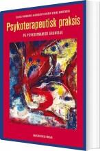 psykoterapeutisk praksis - bog