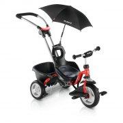 puky trehjulet løbehjul 2493 - puky cat s2 - rød / sort - Udendørs Leg