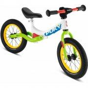 puky løbecykel / balancecykel - hvid/grøn - Udendørs Leg