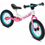 puky løbecykel / balancecykel - hvid/pink - Udendørs Leg