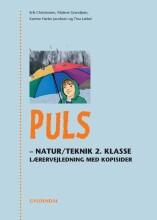 puls 2. klasse, lærervejledning - bog