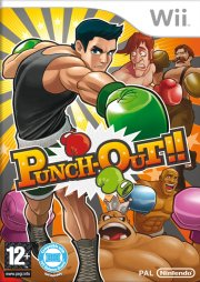 punch-out - works with balance board - wii
