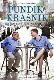 pundik & krasnik og resten af verden - bog