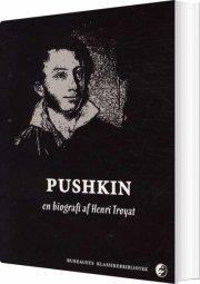 pushkin - en biografi - bog