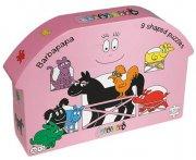 barbapapa puslespil til børn - bondegård - Brætspil
