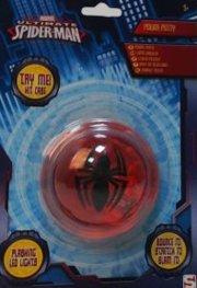 spiderman putty bold med lys - Babylegetøj