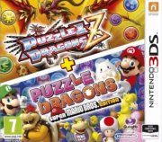 puzzle & dragons z and super mario bros. edition - nintendo 3ds