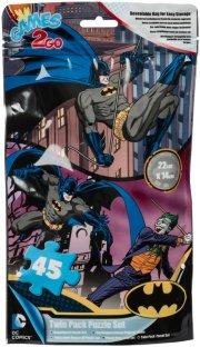 batman puslespil - 45 brikker - Brætspil