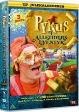 pyrus alletiders eventyr - tv2 julekalender - DVD