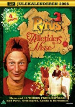 pyrus alletiders nisse - tv2 julekalender - DVD