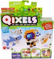 qixels - theme refill pack - deep sea  - Kreativitet