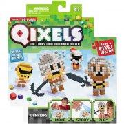 qixels - theme refill pack - warrios - Kreativitet