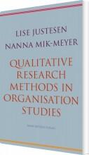 qualitative research methods - bog