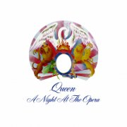 queen - a night at the opera - deluxe edition 2011 remaster - cd