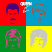 queen - hot space - remastered - cd