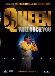 queen: will rock you - DVD