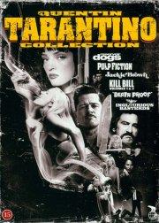 quentin tarantino collection box - DVD