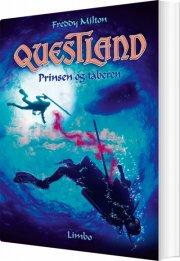 questland - prinsen og taberen - bog