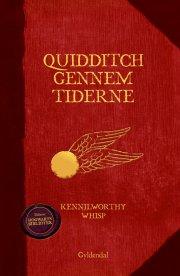 quidditch gennem tiderne - bog