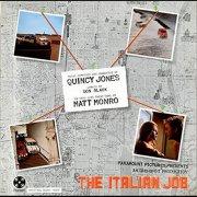 quincy jones - the italian job soundtrack - Vinyl / LP