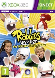 rabbids invasion - the interactive tv show (nordic) - xbox 360