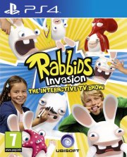 rabbids invasion - the interactive tv show (nordic) - PS4