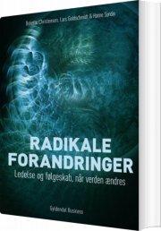 radikale forandringer - bog