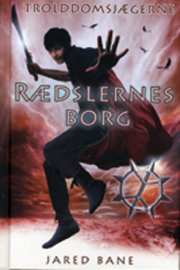 trolddomsjægerne - rædslernes borg - bog