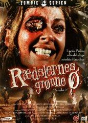 zombie 2 - rædslernes grønne ø - DVD