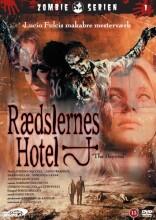 rædslernes hotel - DVD