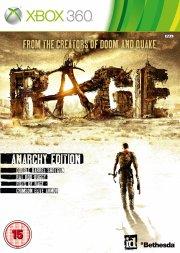 rage anarchy edition - dk - xbox 360