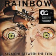 rainbow - straight between the eyes - back to black limited edition - Vinyl / LP