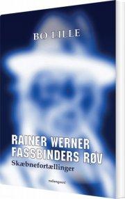 rainer werner fassbinders røv - bog