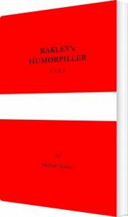 raklev's humørpiller - bog