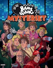 ramasjang mysteriet - bog