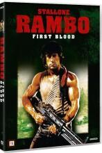 rambo - first blood - DVD