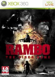 rambo the video game - xbox 360