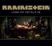 rammstein - liebe ist für alle da - cd
