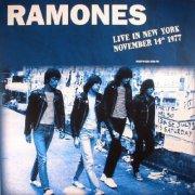 ramones - live in new york 1977 - Vinyl / LP