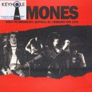 ramones - wbuf fm broadcast, buffalo, ny, febuary 8th 1979 - Vinyl / LP