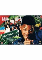 rap fyr i l.a. - sæson 1+2 - DVD