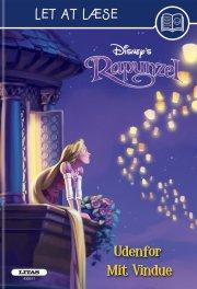 rapunzel - udenfor mit vindue, let at læse  - Disney
