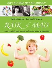 rask af mad - bog