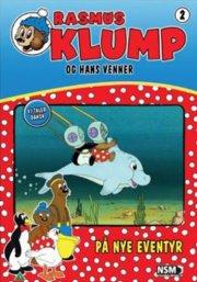 rasmus klump 2 - på nye eventyr - DVD