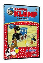 rasmus klump 3 - på udflugt - DVD