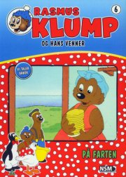 rasmus klump 6 - på farten - DVD