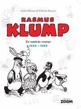 rasmus klump: de samlede eventyr 1955-1959 - bog